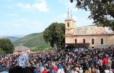 Două sute de jandarmi vor asigura ordinea și siguranța publică la Mănăstirea Nicula