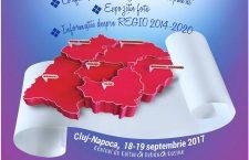 Zilele REGIO 2017- două zile de evenimente dedicate dezvoltării regionale