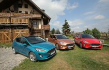 Lansare noul  FORD Fiesta - 28-29 august 2017 | © FOTO: Mircea Rosca / www.ActionFoto.ro