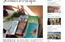 Nu ratați noul număr Transilvania Reporter: Școala ca o țeapă