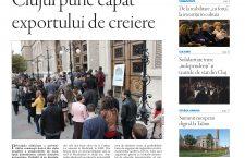 """Nu ratați noul număr Transilvania Reporter: """"Clujul pune capăt exportului de creiere"""""""
