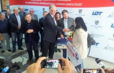 Aeroportul Avram Iancu a avut 2,7 milioane de pasageri la sfârşitul anului