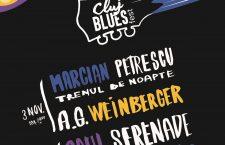 La început de noiembrie, Clujul cântă blues