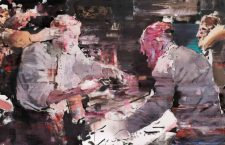 Adrian Ghenie/Turning Pont 1/Foto: www.christies.com