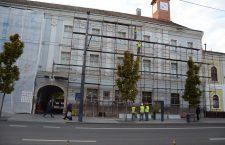 Au început lucrările de renovare a Palatului Reduta
