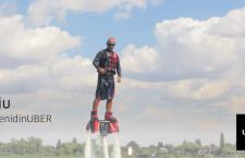 #OamenidinUBER: Silviu și sporturile extreme