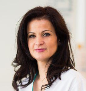 Emanuela Lapusan, medic primar cardiolog la Polaris Medical
