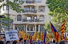 Demonstrație pro-independență în Barcelona | Foto: Flickr.com @SBA73