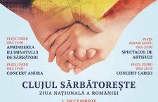 Cum se va sărbători 1 Decembrie la Cluj