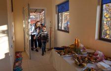 Loredana şi Saul, doi studenți din Cluj au construit un centru de zi pentru o comunitate de copii din județul Satu Mare. Povestea continuă