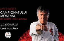 Clujul gazdă pentru Mondialele de Karate Fudokan