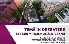 Dezbatere publică pe tema reamenajării străzii Mihail Kogălniceanu