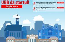 UBB lansează cea de-a patra ediție a campaniei de donare de sânge