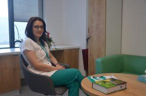 Dr. Crina Ilieş – Medic specialist, reabilitare medicală la Spitalul Polaris