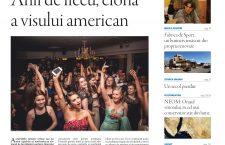 """Nu ratați nou număr Transilvania Reporter: """"Anii de liceu, clonă a visului american"""""""