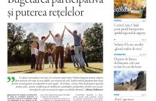 Nu rataţi noul număr Transilvania Reporter: Bugetarea participativă şi puterea reţelelor