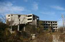 Așa arată acum clădirea care va fi convertită în noul sediu al ANMGD | Foto: Dan Bodea