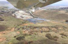 Lacul poluant de la Pata Rât s-a triplat. Consiliul Judeţean apelează la autorităţile centrale după ce nu a primit stare de alertă