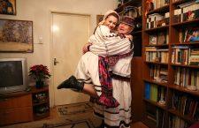 Pasiunea rămâne în familie. Anastasia Oltean și Gheorghe Bura/ Foto: Dan Bodea