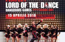 Lord of the Dance revine la Cluj