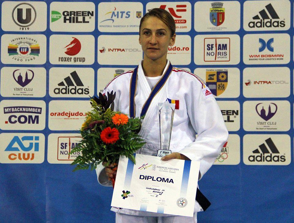 Monica Ungureanu/ Foto Dan Bodea