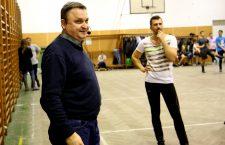 Ioan Cocian, antrenorul Ansamblului Folcloric Mărțișorul / Foto: Dan Bodea