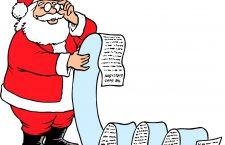 Lista lui Moş Crăciun