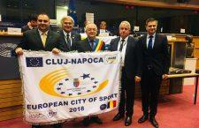 """Încă un """"titlu"""" pentru Cluj"""