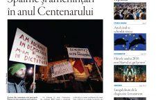 """Nu ratați noul număr Transilvania Reporter: """"Spaime și amenințări în anul Centenarului"""""""