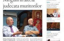 """Nu ratați noul număr Transilvania Reporter: """"Mogulii în alb, la judecata muritorilor"""""""