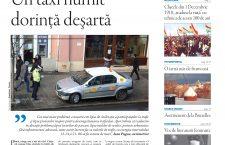 """Nu ratați noul număr Transilvania Reporter: """"Un taxi numit dorință deșartă"""""""