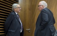 Jean-Claude Juncker, Frans Timmermans