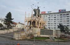 Restaurarea statuii lui Mihai Viteazul va costa peste 3 milioane de lei