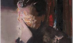 Adrian Ghenie- Pie Fight Study/www.christies.com