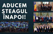 """Un grup de clujeni planifică o amplă """"ștafetă"""" pe traseul Bruxelles – București. Aceștia își doresc să aducă steagul Uniunii Europene înapoi la Guvernul României"""