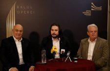 Daniel Metz, Florin Estefan și Matei Miko / Foto: Dan Bodea