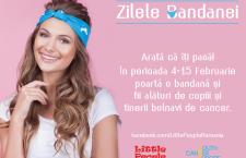 Asociaţia Little People invită publicul larg să își exprime susținerea față de cei care trec prin experiența luptei împotriva cancerului