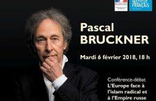Pascal Bruckner, în vizită la UBB