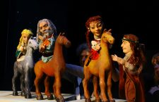 """Teatrul de Păpuși """"Puck"""" se alătură Campaniei Naționale UNITER """"Artiștii pentru artiști"""" 2018"""