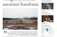 """Nu ratați noul număr Transilvania Reporter: """"Vestigiile de asfalt ale autostrăzii Transilvania"""""""