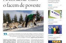 """Nu ratați noul număr Transilvania Reporter: """"Avem iarnă. Cum o facem de poveste"""""""