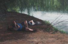 Șerban Savu/The Lazy Fisherman, 2010/Courtesy of the artist and Plan B Foundation