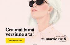 Melania Medelanu – amplificator de voci și model de implicare – în 21 martie la The Woman