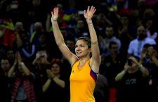 Simona Halep va juca la Cluj contra Elveției, în FED Cup / Foto: Dan Bodea
