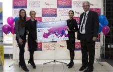Două noi rute disponibile de la Cluj, prin Wizz Air