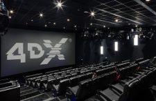 Chiar dacă nu arată așa, noua sală 4DX este una premium, mult mai confortabilă pentru spectatori.