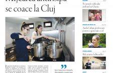 """Nu ratați noul număr Transilvania Reporter: """"Mişcarea antirisipă alimentară se coace la Cluj"""""""