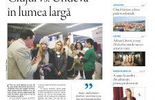 """Nu ratați noul număr Transilvania Reporter: """"Clujul vs. Undeva în lumea largă"""""""