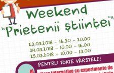 """Weekend-ul """"Prietenii Științei"""" este un eveniment care promovează educația pentru științe în rândul tinerilor, subliniind importanța învățării prin metode interactive bazate pe investigații științifice."""