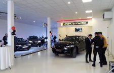 Showroom la Cluj al celui mare mare dealer de maşini rulate din România